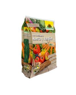 Fertilizante Huerta y Jardín 5 kg