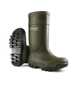 BOTA Dunlop Thermo+ Full Safety Verde