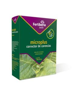 Corrector de Carencias Microplus 100 gr + 20 gr. Gratis *