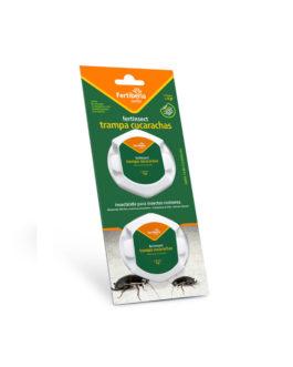 Trampa Cucarachas Blister 2 uds. X 4 gr.