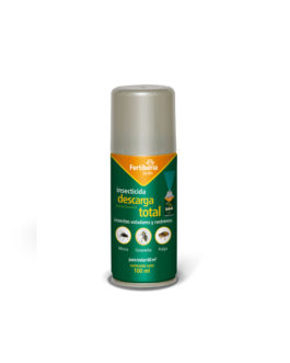 Insecticida Descarga Total 100 ml.
